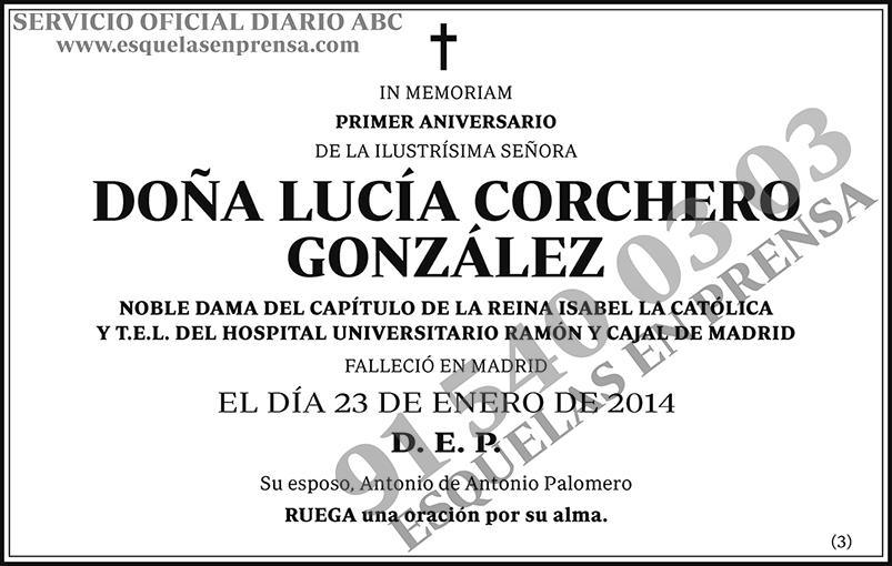 Lucía Corchero González